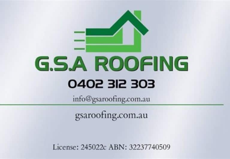 G.S.A. Roofing Pic 1