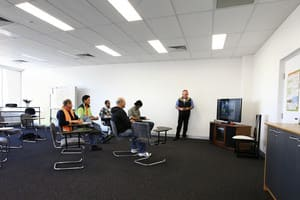 Advanced Forklift Licences & Training Pty Ltd Pic 5 - Student Classroom