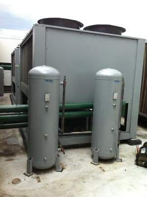 Vellairpro Air Conditioning & Refrigeration Pic 3 - Air Cooled DX plantCommercial
