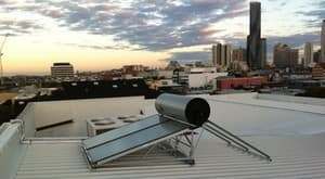 K-Oz Plumbing Pic 4 - Solar hot water systems