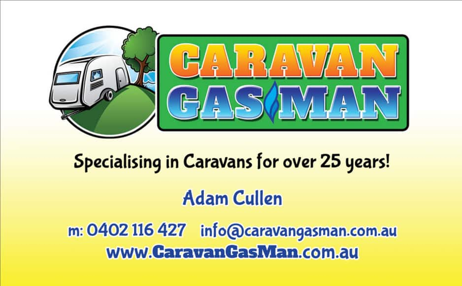 Caravan Gas Man Pic 1