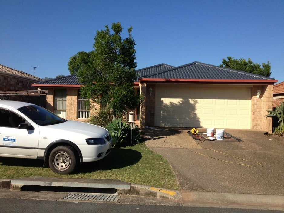 Brent S Roof Restoration In Highland Park Qld Roofing