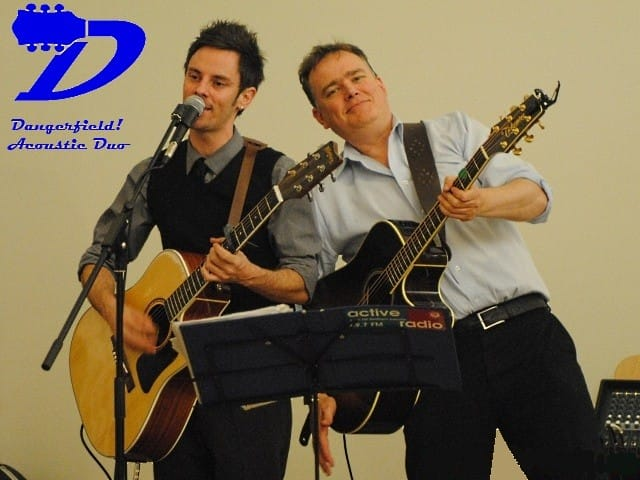 Dangerfield! Acoustic Duo Pic 1 - dangerfield acoustic duo