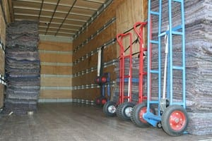 Northside Removals Pic 3 - all trucks fully equipped