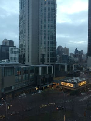 Crown Promenade Hotel Pic 4 - View from 8th floor