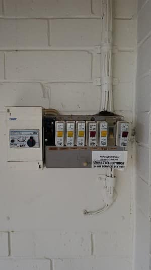 Kingtec Services Pic 2 - Switchboard Before Upgrade