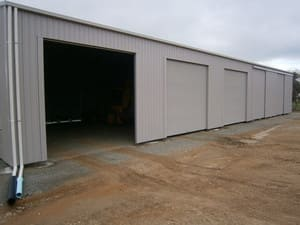 Integrity Doors & Engineering Pic 3 - Industrial Shed Doors in Adelaide SA ALL AREAS
