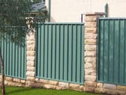 Dunn & Farrugia Fencing and Gates Pic 3 - ColorMAX COLORBOND Boundary Fence TrimdeckOriginal profile