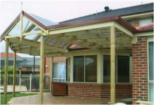 Freelance Carpentry Pic 3 - pergolas western sydney nsw