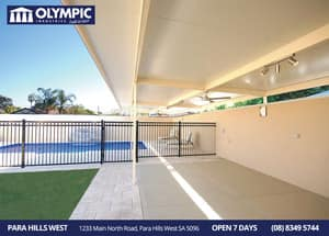 Olympic Industries Pic 4 - Olympic Industries Carports Verandahs Adelaide