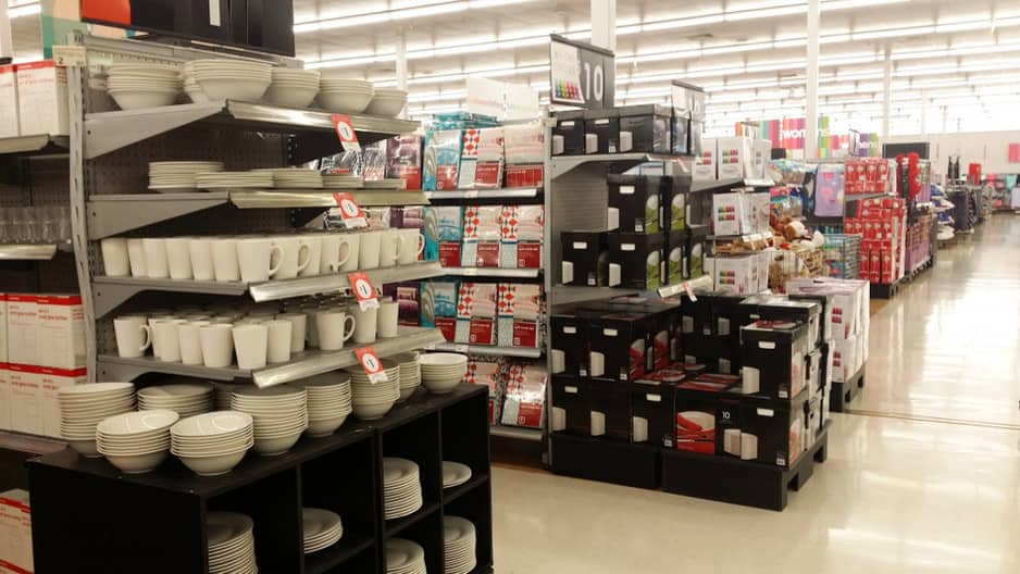 Kmart Pic 2 - Kmart kitchenware department
