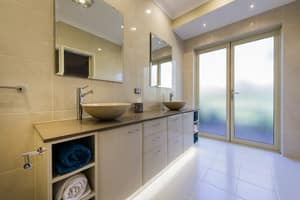 WA Assett - The Bathroom Renovators Pic 4 - Prontenelli Residence Lesmurdie