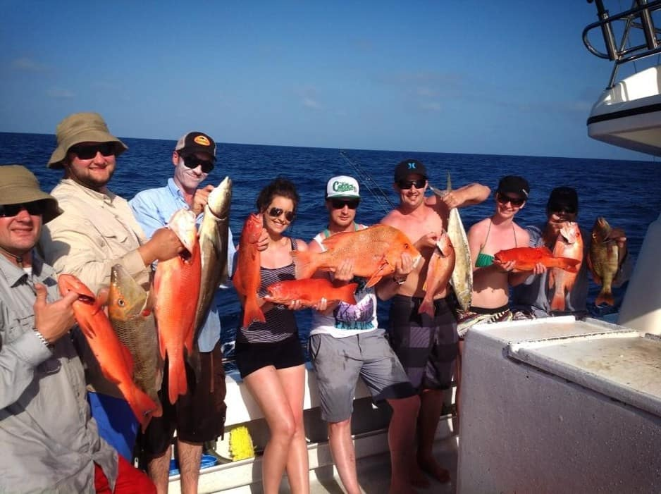 Renegade Fishing Charters Pic 1 - Nice haul