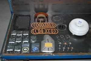M1 Automatic Transmission Specialists Pic 5 - Master rebuild kit to suit BF Falcon