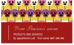 Business Cards Leura Pic 1 - Online designs only 15 for artwork