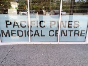 Pacific Pines Medical Centre Pic 4 - Front Window