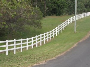 Think Fencing Pty Ltd Pic 2 - Farm Fencing Post and Rail Fencing
