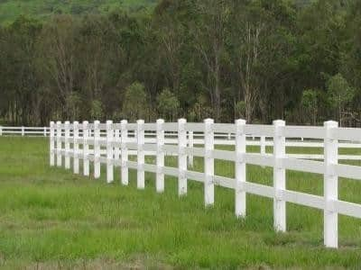 Think Fencing Pty Ltd Pic 1 - Horse fencing PVC fencing