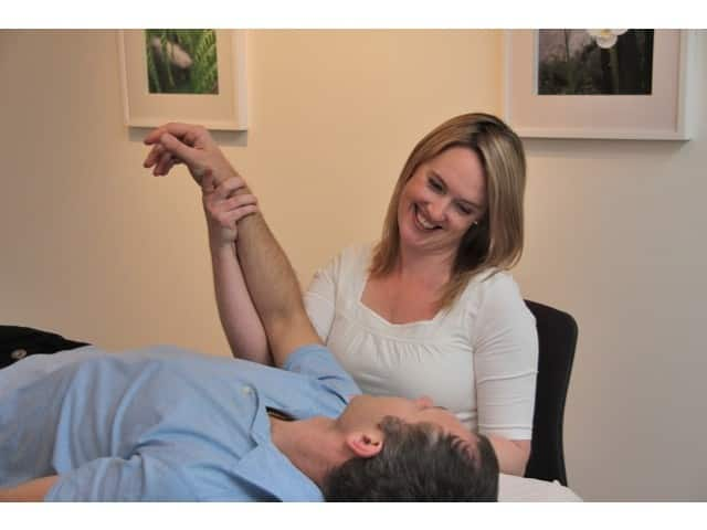Southside Osteopathic Clinic Pic 1 - Osteopath Dr Elizabeth Chandler