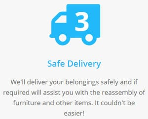 Surfside Removals and Storage Pty Ltd Pic 5 - Handling with Care Safety is key Surfside will take care of you and your belongings