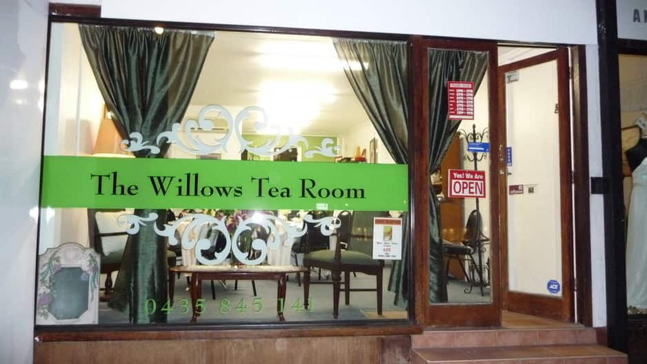 Willows Tea Room Mount Gravatt