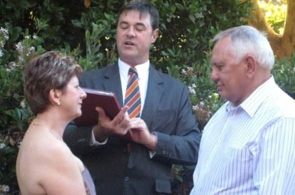 Christopher Steele Marriage Celebrant Pic 1