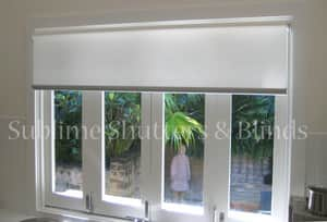 Sublime Shutters & Blinds Pic 3 - Roller Blind by Sublime Shutters Blinds