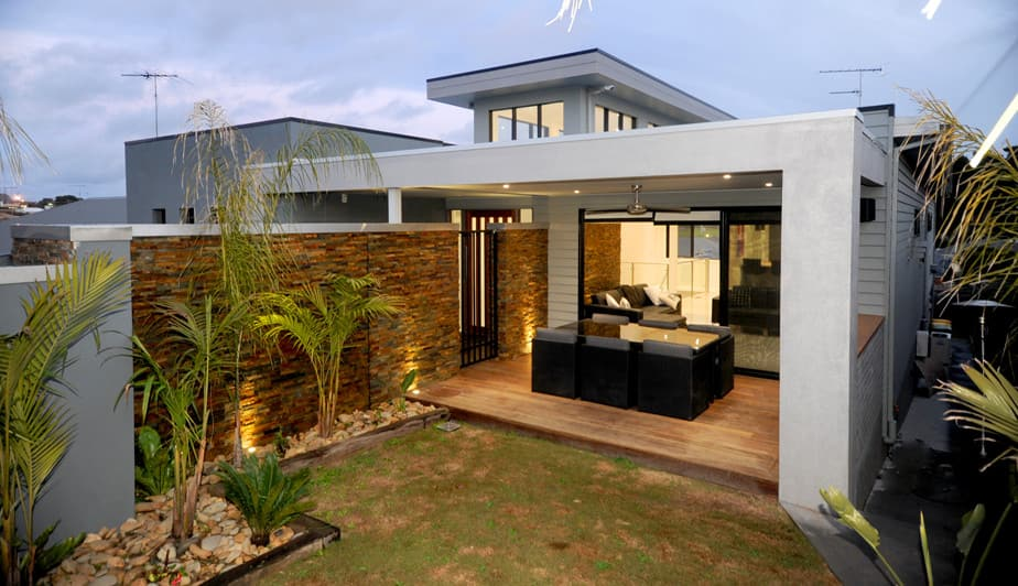 Geelong Constructions Pic 1 - Custom built new homes alfresco areas