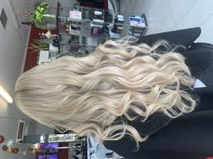 Stop in Hair and Beauty Pic 2 - My add on extensions So in love xxx