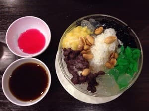 The Grand Tofu 3 Pic 4 - Ice kacang