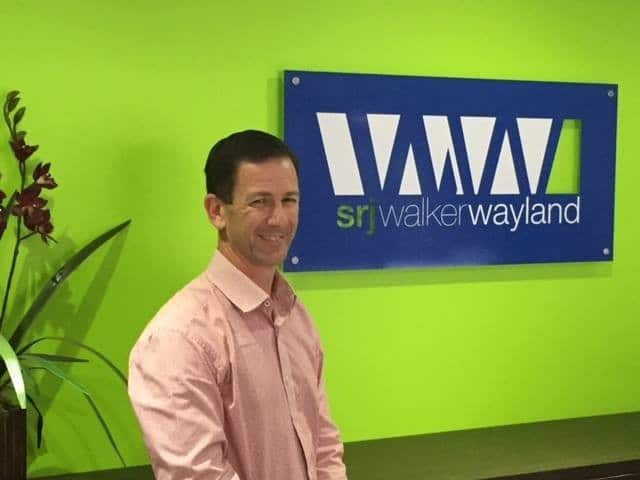 SRJ Walker Wayland Pic 2 - Jason Croston Managing Director of Walker Wayland