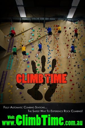 Bayside Rock Indoor Climbing and Adventure Centre Pic 2 - 10 Full Automatic Belay Stations