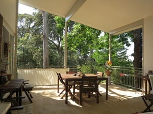 Bio-Building Design Pty Ltd Pic 2 - Outdoor room Springwood
