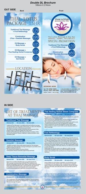 Thai Lotus Massage & Day Spa Pic 4