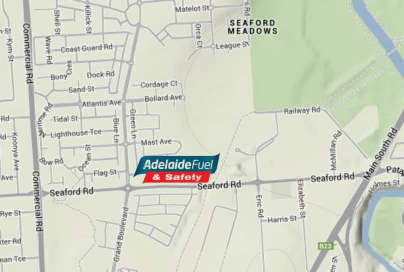 Adelaide Fuel & Safety Pic 1 - Map of location Or make an appointment for our customer service rep to visit you