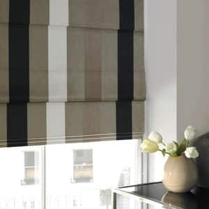 Majestic Curtains and Blinds, Plantation Shutters & Outdoor Blinds Pic 5 - Roman Blinds