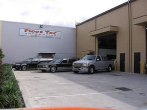 Fleet Tec Automotive Pty Ltd Pic 3 - outside workshop