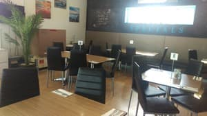 blu c cafe Pic 4 - Inside