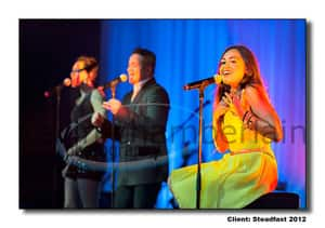 Kevin Chamberlain Photography Pic 2 - Jessica Mauboy performance corporate eventconference