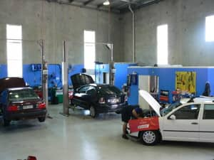 Euro-Aus Auto Pty Ltd Pic 4 - workshop