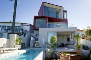 Domus Homes Pic 2 - New luxury modern house pool in South Coogee