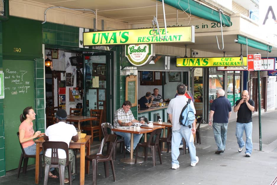 Una's Cafe Restaurant Pic 1