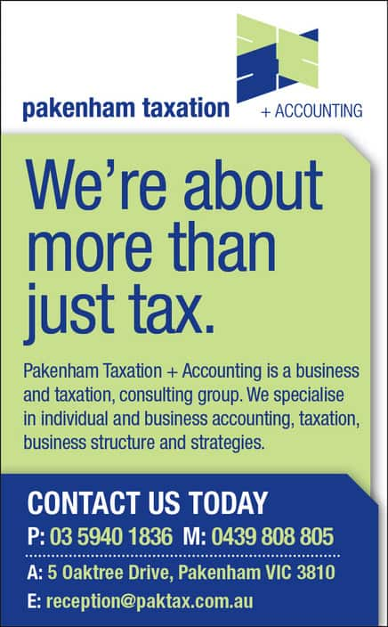 Pakenham Taxation + Accounting Pic 2