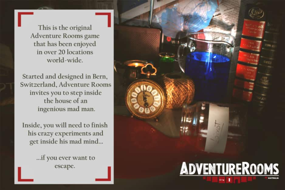 Adventure Rooms Pic 1