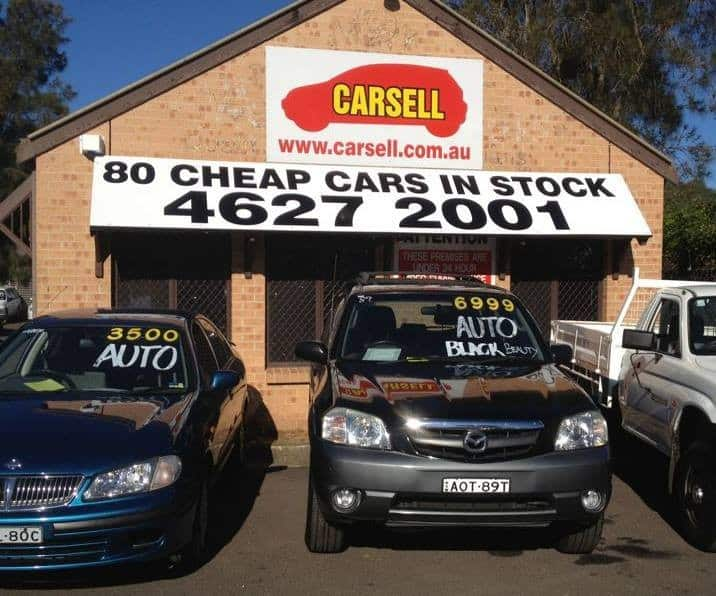 Carsell Pty Ltd Pic 1