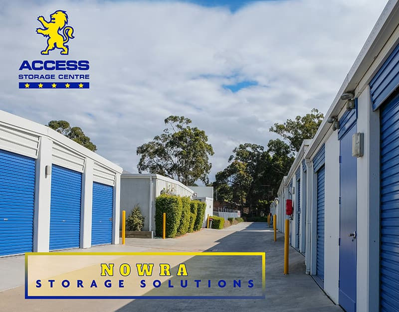 Access Storage Centre Pic 1 - Self storage Bomaderry