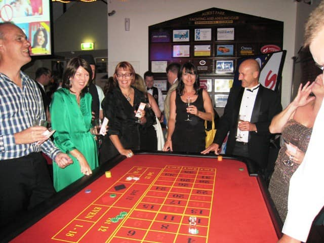 Blackjack Nights Pic 1 - 40th birthday party