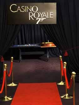 Blackjack Nights Pic 3 - Casino Royale Events