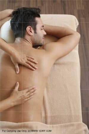 Seablue Thai Massage Pic 5 - Deep Tissue