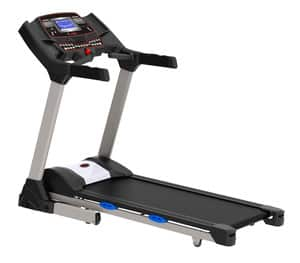 Promotion fitness Pic 3 - Powerfull 3 CHP motor large running deck 1195